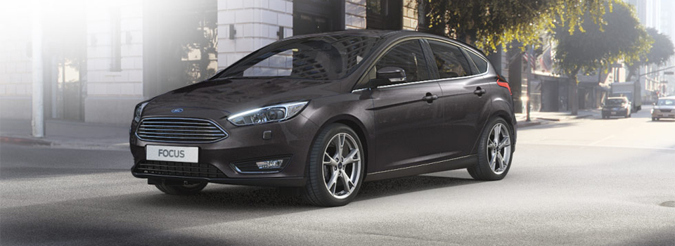 Nuova Ford Focus Mag.Grey 1